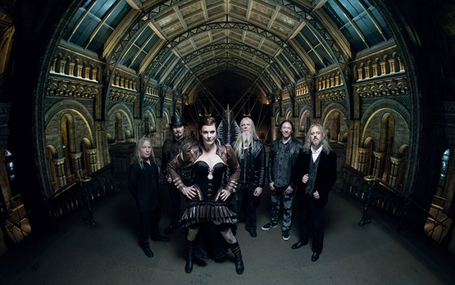 Nightwish rocken die Vinyl-Charts