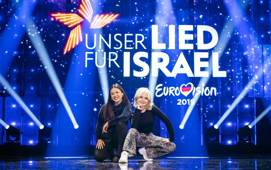 """Unser Lied für Israel"" startet in Download-Top 10"