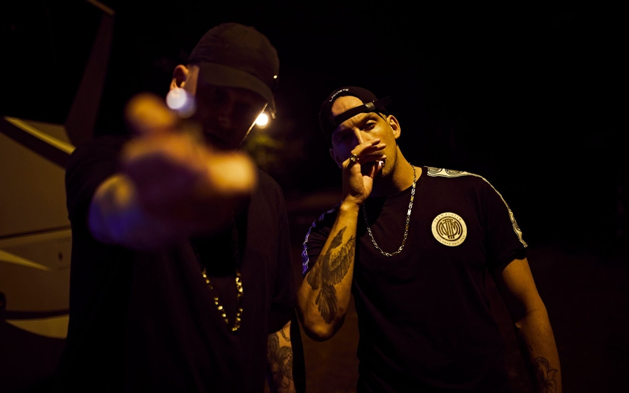 Bonez MC & RAF Camora knacken 50 Millionen-Streaming-Marke